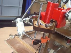 z adjuster in wood for Prusa or MendelMax