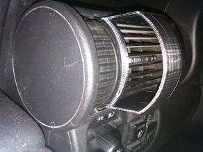 Heater airflow grill cap for Opel Tigra A / Corsa B