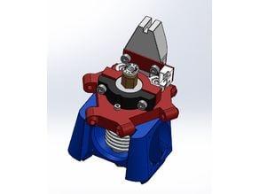 HE3D K200 HotEnd Assembly