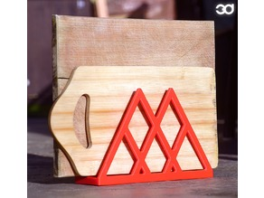 Cutting Board drying rack