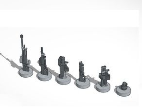 Halo UNSC Armory #Chess