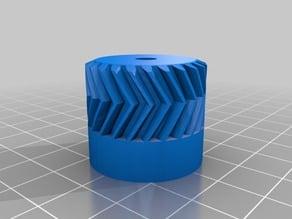 Snappy Reprap v3.0 drive gear parts remix