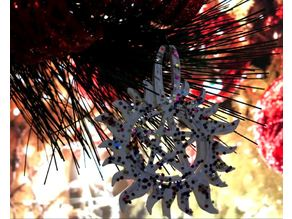 Supernatural Keyring and or Christmas Ornament