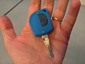 Opel Agila key