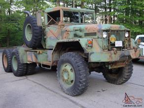 Mack M123 10-ton