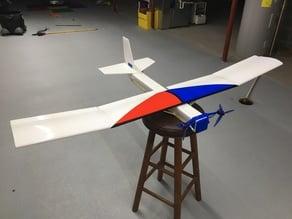 Foamboard Glider