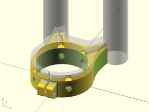 Parametric Tool Holder for MPCNC (US or IE version)