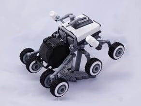 Scarab SRV Model Kit from Elite : Dangerous