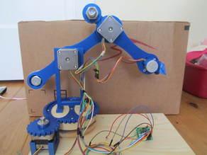 Robotic Arm Popeye MK1