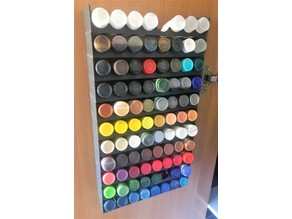 Miniatures Paint Dropper bottle Holder / Rack