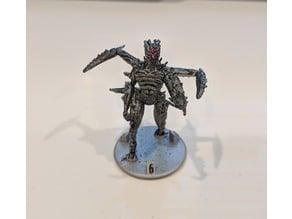 Gloomhaven Monster: Night Demon