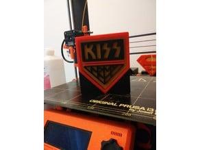 Kiss Army Sculpture