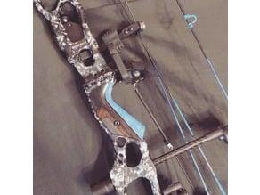 Bowtech BTX angled handle
