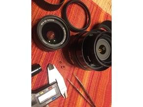 Nikon AF-S 18-55 DX Lens Focus barrel guide bushing