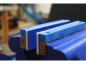 Magnetic Vise Jaws