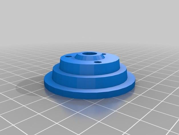 variable Filament holder - Filament Halter variabel