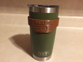 Yao Guai (Yeti) 20 oz Vault-Tec Handle