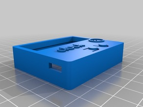 DIY Kits C51 Electronic Clock Case