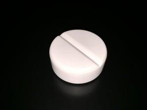 Giant pill - Pills box