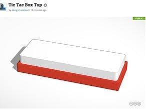 Tic Tac Box Challenge