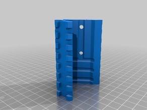 CZ 858 picatinny rail mount
