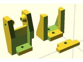 Y belt tensioner for FLSUN cube