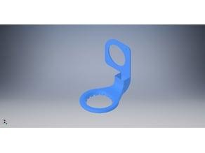 Prusa i3 Screw Mount Nozzle Hictop & Anet A8 Nozzle