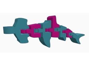 Flexi Hammerhead Shark Remix