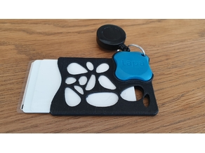 Card Holder with Lapa V2 support