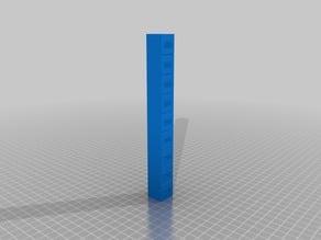 Temperature tower PLA (220° - 180°)