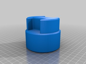 Adaptateur bobines ROBOX pour microdelta rework