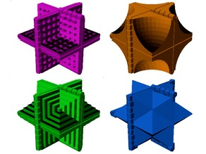 Yoshimoto's Magic Cube