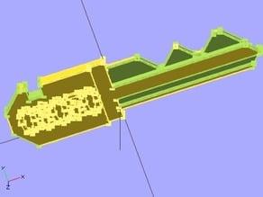 Customizable Slide Blade key generator