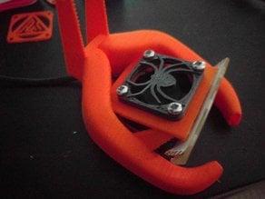 Tevo Spider E3D 30mm Fan Cover