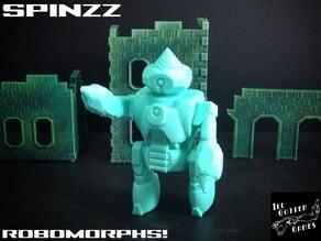 Spinzz (RoboMorph)