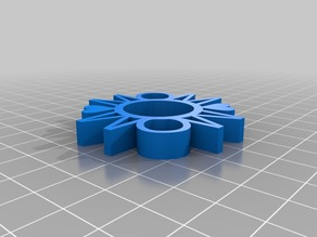 Customize Spinner with name or symbol