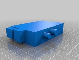 Raspberry Pi type B darty model