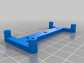 My Customized Parametric PCB Mounting Bracket/Stand Off