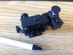 Compact micromanipulator