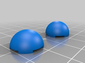 Sphere print suited for small printing