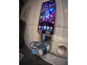 Support Charging Plug Smartphone Huawei