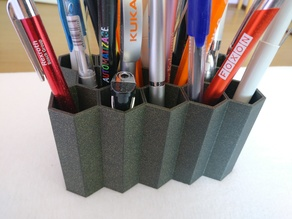just another pen holder