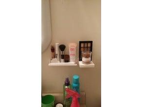 Small Makeup shelfs