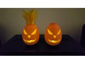 Pineapple-o-lantern