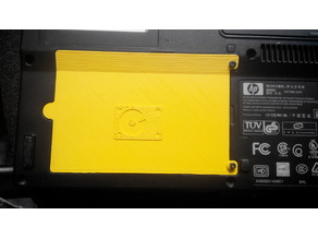 HP HDD COVER NC6320