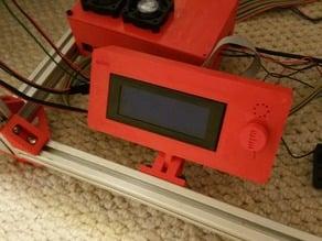Reprap LCD 2004 Case