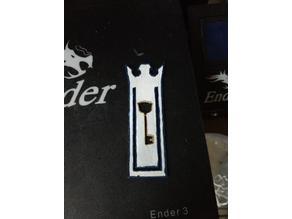 Kingdom Hearts Bookmark