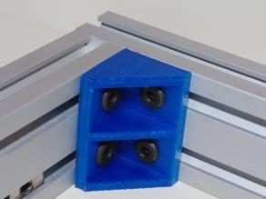 40 mm T-Slot Angle Bracket