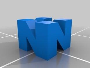 N64 Cube Logo