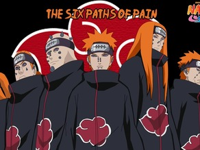 Naruto: 6 Paths of Pain